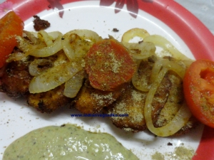 potato shashlik