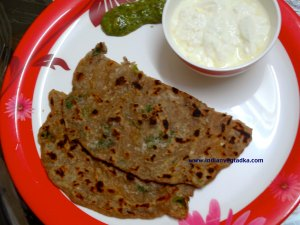 WATERCHESTNUT  FLOUR DOSA